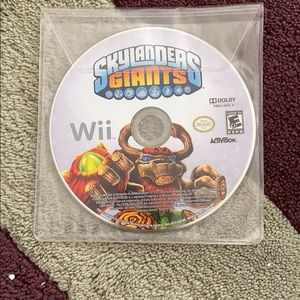 Skylanders Giants Game Pack